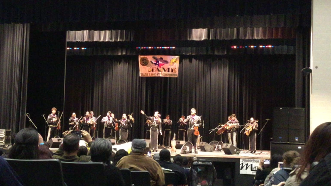 Mariachi Reigns in Texas!